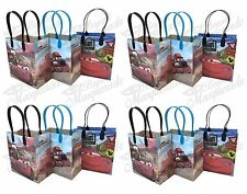 (24ct) Disney Pixar Cars Birthday Boy Party Favor Goodie Loot Gift Bags
