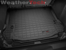 WeatherTech Cargo Liner for Jeep Wrangler Unlimited - 2011-2014 - Black