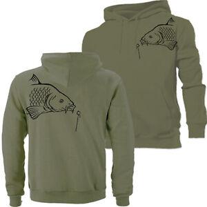 QBEC BIG CARP (A) hoodie FREE UK DELIVERY!!!