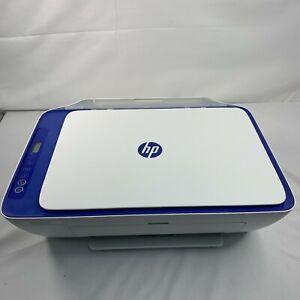 HP Deskjet 2630 All-in-One Inkjet Colour Printer White - FAULTY RRP £116 A89