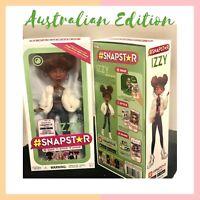 Snapstar Izzy Australian Edition packaging