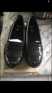 BNIB Ladies Clarks Loafers