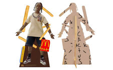 Travis Scott Mcdonalds Cut Out 6Ft Action Figure Life Size
