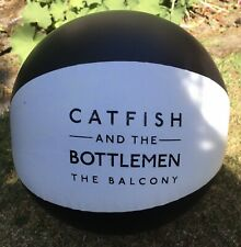 More details for limited edition catfish and the bottlemen beach ball the balcony