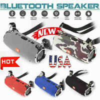 40W Portable Wireless Bluetooth V4.2 Stereo Speaker WATER RESISTANT Phone MP3