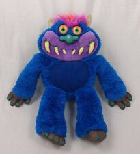 """Talking My Pet Monster Plush 2001 Those Characters Toymax 24"""" C25 Doesn't Talk"""