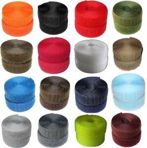 50mm Sew-on Hook Loop tape Alfatex® Brand by Velcro Companies - Various Colours