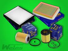 INSPEKTIONSPAKET OPEL ZAFIRA B 1,7 CDTI Luft- Pollenfilter Ölfilter Dieselfilter