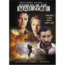Witness In The War Zone - DVD- Brand New & Sealed - Fast Ship!  OD-262