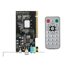 PCI Internal TV Tuner Card MPEG Video DVR Recorder BG PAL I NTSC SECAM for PC