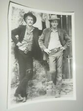 Paul Newman Robert Redford 8x10 Movie Photo Butch Cassidy And The Sundance Kid