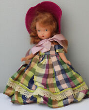 Vintage Nancy Ann Storybook Doll Bisque Little Miss Donnet