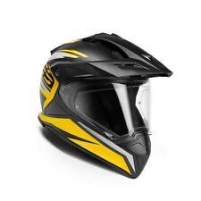 BMW MOTORRAD GS Helmet Yellow - 58/59 - NEW - OEM - 76311540063