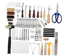Yes.Ym Leather kit, Leather Working Tools Leathercraft Tools Kit with Saddle Mak
