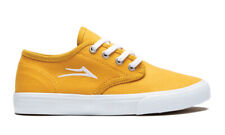 Lakai Oxford Dark Yellow Childrens  Skateboard skate Trainer shoe UK13/US1