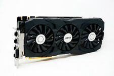 MSI Geforce GTX 1080 Ti 11GB Duke Graphics Card | Fast Ship, Cleaned, Tested!