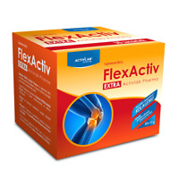 ActivLab Pharma FlexActiv 30 Sachets Collagen Hydrolyzate + Vitamin C 4flex