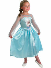 Costumi e travestimenti blu senza marca in poliestere per carnevale e teatro per bambine e ragazze
