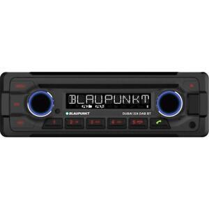 Blaupunkt DUBAI-324 DABBT Autoradio DAB+ Tuner Bluetooth-Freisprecheinrichtung