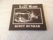 Scott Dunbar - From Lake Mary CD (2000) Country Delta Blues 1970