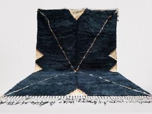 Moroccan Rugs - Handmade Beni Ourain berber area rug