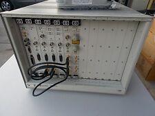 HP 75000 Series C E1400B VXI Mainframe w/ Cards,
