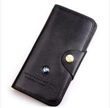 portefeuille/porte carte  24 cartes + 3 comprtiments  billets/papiers  logo bmw