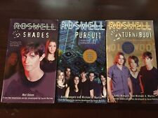 ROSWELL SHADES-PURSUIT-TURNABOUT BOOKS