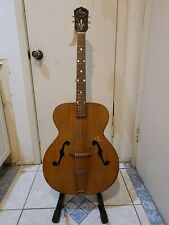 Vintage 1955 Kay 40 Archtop Guitar!