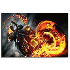 Ghost Rider Spirit Of Vengeance Movie Silk Poster 13x18 24x32 inch