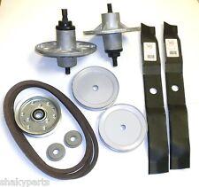 "Murray 42"" Deck Rebuild Kit Includes Spindle / Blades / Belt / Pulleys /Adapters"
