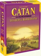 Mayfair Games Catan Expansion Traders and Barbarians 5 to 6 Player Extension