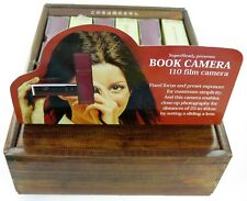 12 x Superheadz 110 Format Secret Spy Book Camera Lomo Powershovel Display Box
