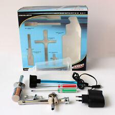 1set Rc Nitro Starter Kit Glow Plug Igniter W/ Charger Fuel Bottle & Tools 80142