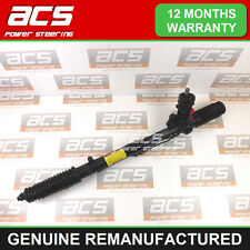 AUDI A4 POWER STEERING RACK B6 2001 TO 2006 (No Speed Sensor) - RECONDITIONED