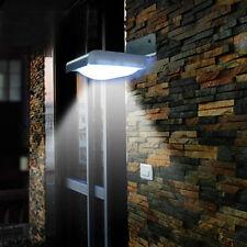 16LED Solar Power Motion Sensor Garden Security Lamp Outdoor Waterproof Light HK