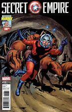 SECRET EMPIRE #9 KIRBY 100 1:10 INCENTIVE VARIANT COVER
