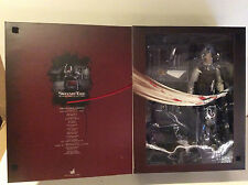 Hot Toys MMS149 Sweeney Todd 1/6 SCALE FIGURE johnny depp tim burton sideshow