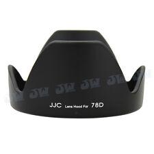 JJC Lens Hood for Canon EF-S 18-200mm IS 28-200mm f/3.5-5.6 USM 72mm (EW-78D)