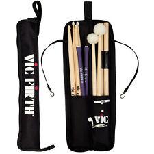 VIC FIRTH ESB Essentials Drum Bacchetta Borsa, Custodia Drum Bacchetta