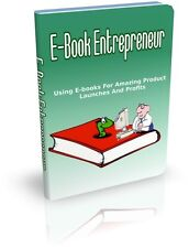 How To Use Ebooks For Amazing Product Launches And To Increase Profits Fast (CD)