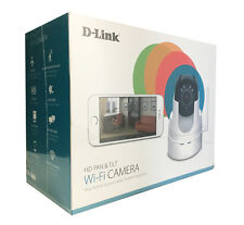New! D-Link - DCS-5222L - High-Definition Pan & Tilt Wi-Fi Video Security Camera
