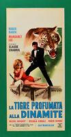 L71 Plakat Die Tiger Duftkerze Die Dynamit Roger Hanin Margaret Lee Chabro