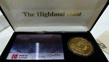 Mickey Mantle - New York Yankees - Highland Mint - Bronze Coin Kodak Phone Card