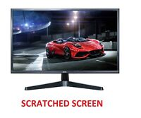 "Onn 21.5"" LED Monitor 1080p w HDMI & VGA In 60hz Refresh (ONA18H0015) SCRATCHED™"