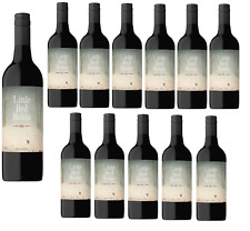 Little Red Robin Merlot SEA Red Wine (12x750ml) Fast & Free Shipping! RRP$189