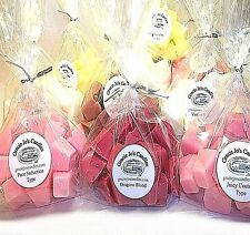 120 - 24 oz Tarts Candle Wax Melts Chunks Chips for Warmers Burners Fragrance