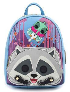 Loungefly Disney POP! Pocahontas Meeko & Flit Mini Backpack