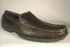 Florsheim Mens Shoes Moccasin Brown Confortechnology US 8M M UK 7.5 EUR 41