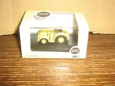 OXFORD DIE CAST - DAVID BROWN TRACTOR - R.A.F MIDDLE EAST LIVERY - 1:76